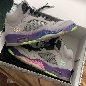 """Jordan 5 """"Bel Air"""""""